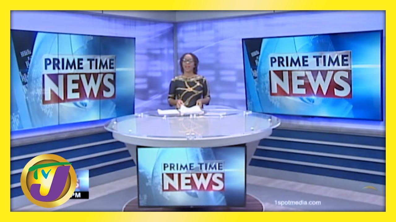 Jamaica News Headlines   TVJ News - March 19 2021 1