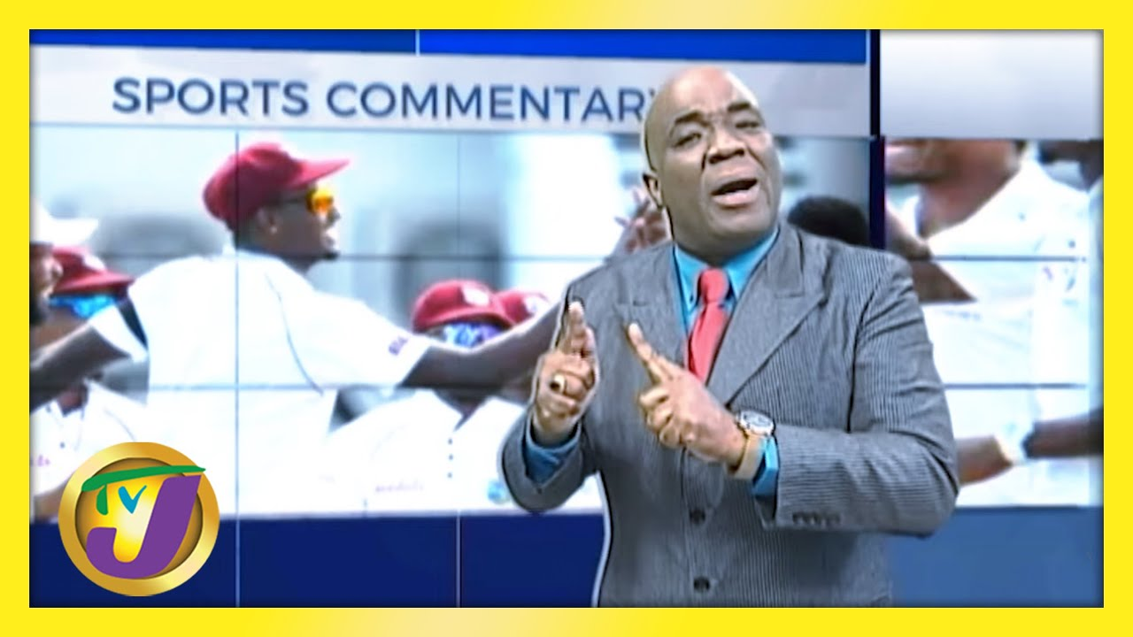 TVJ Sports Commentary - March 19 2021 1