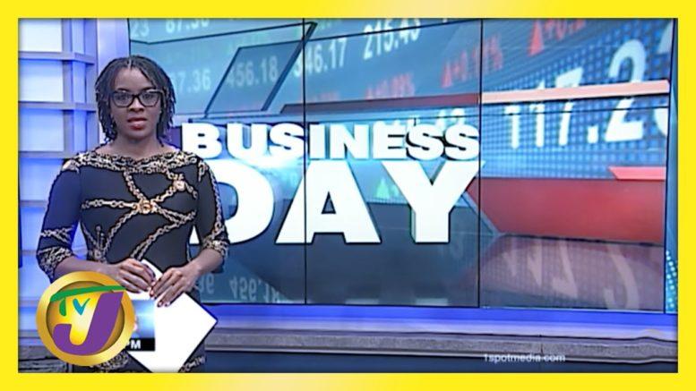 Jamaica Business Day | TVJ News - March 19 2021 1