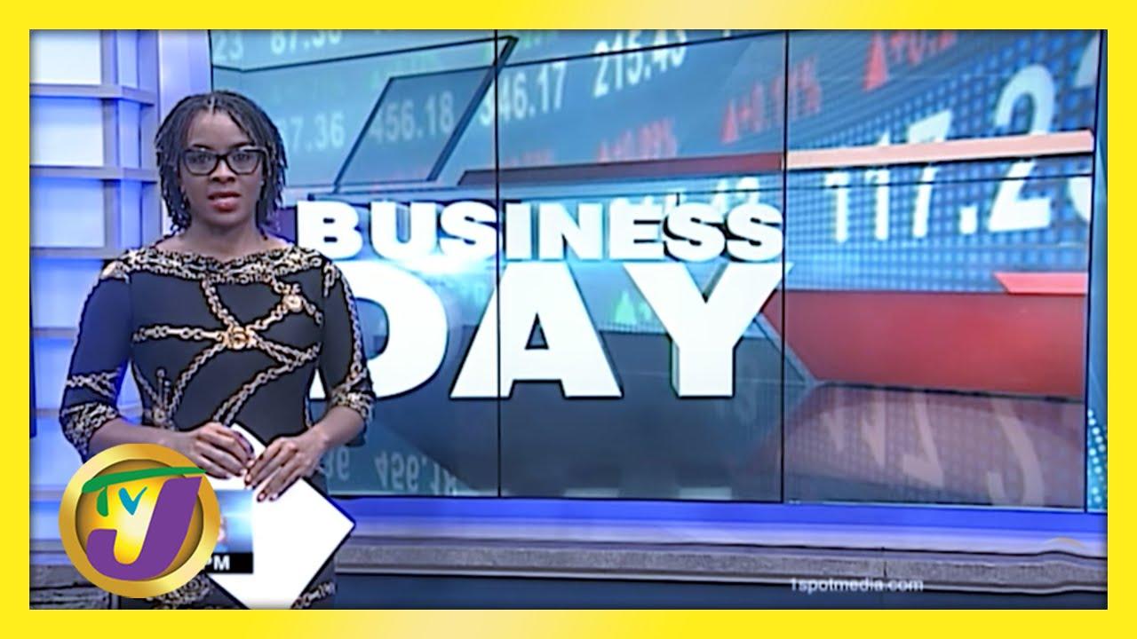 Jamaica Business Day   TVJ News - March 19 2021 1