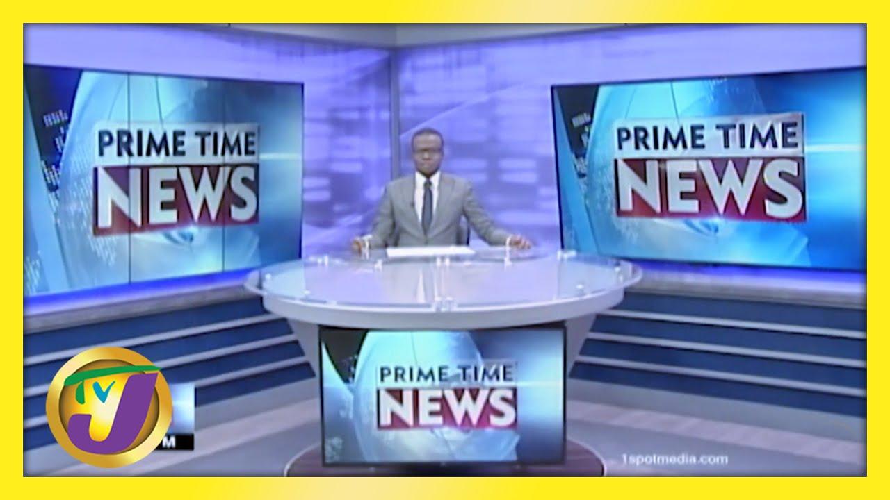 Jamaica News Headlines | TVJ News - March 20 2021 1