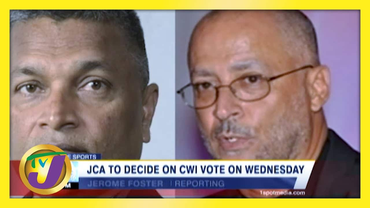 JCA to Decide on CWI Vote on Wednesday - March 20 2021 1