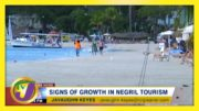 Signs of Growth in Negril Tourism in Jamaica | TVJ News - March 21 2021 3