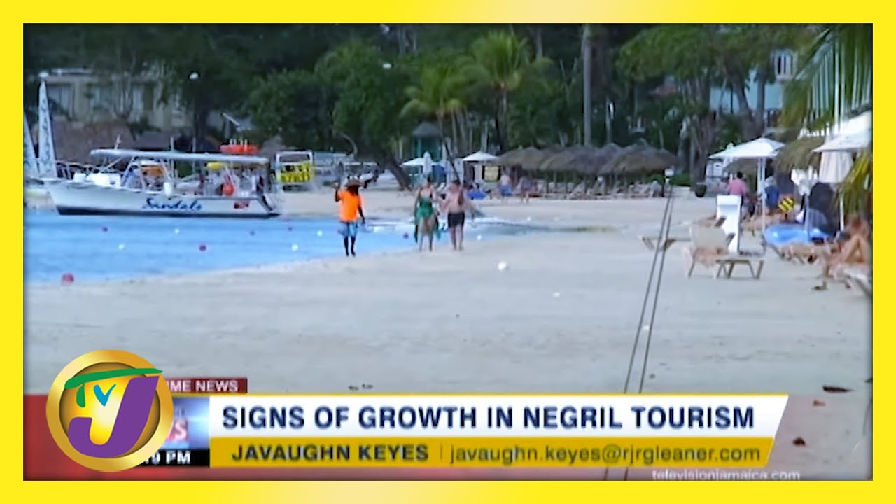 Signs of Growth in Negril Tourism in Jamaica   TVJ News - March 21 2021 1