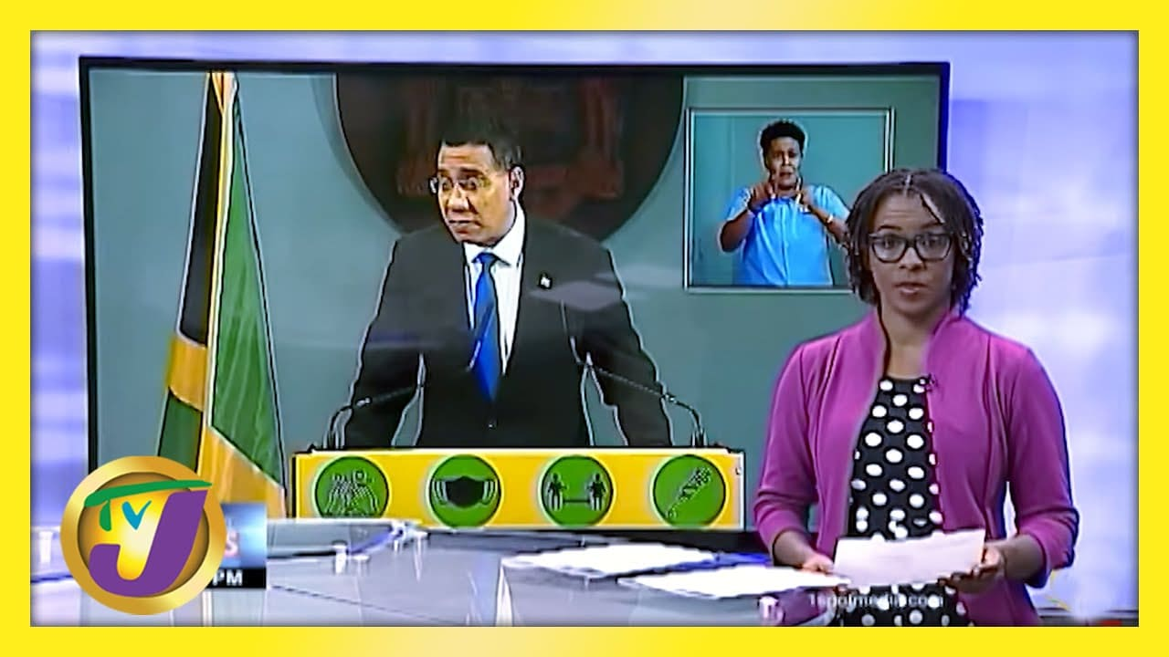 PM Condemns Illegal Parties | TVJ News - March 21 2021 1