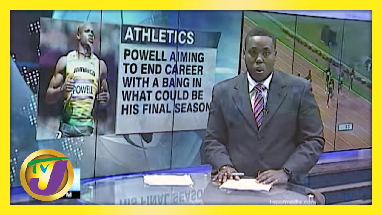 2021 Could be Jamaica's Asafa Powell's Final Season - March 21 2021 1