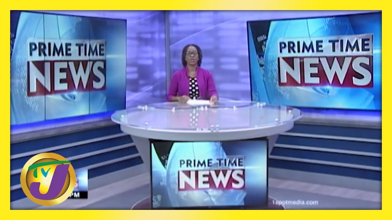 Jamaica News Headlines   TVJ News - March 21 2021 1