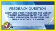 Feedback Question   TVJ News - March 22 2021 5