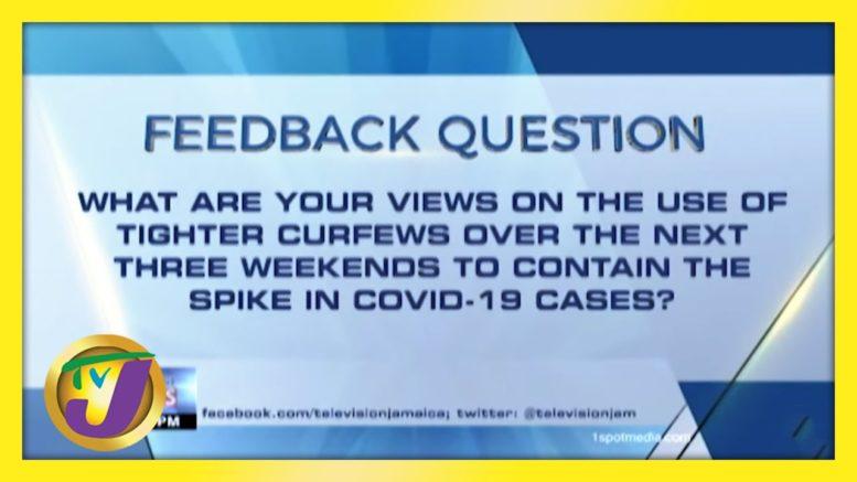 Feedback Question | TVJ News - March 22 2021 1