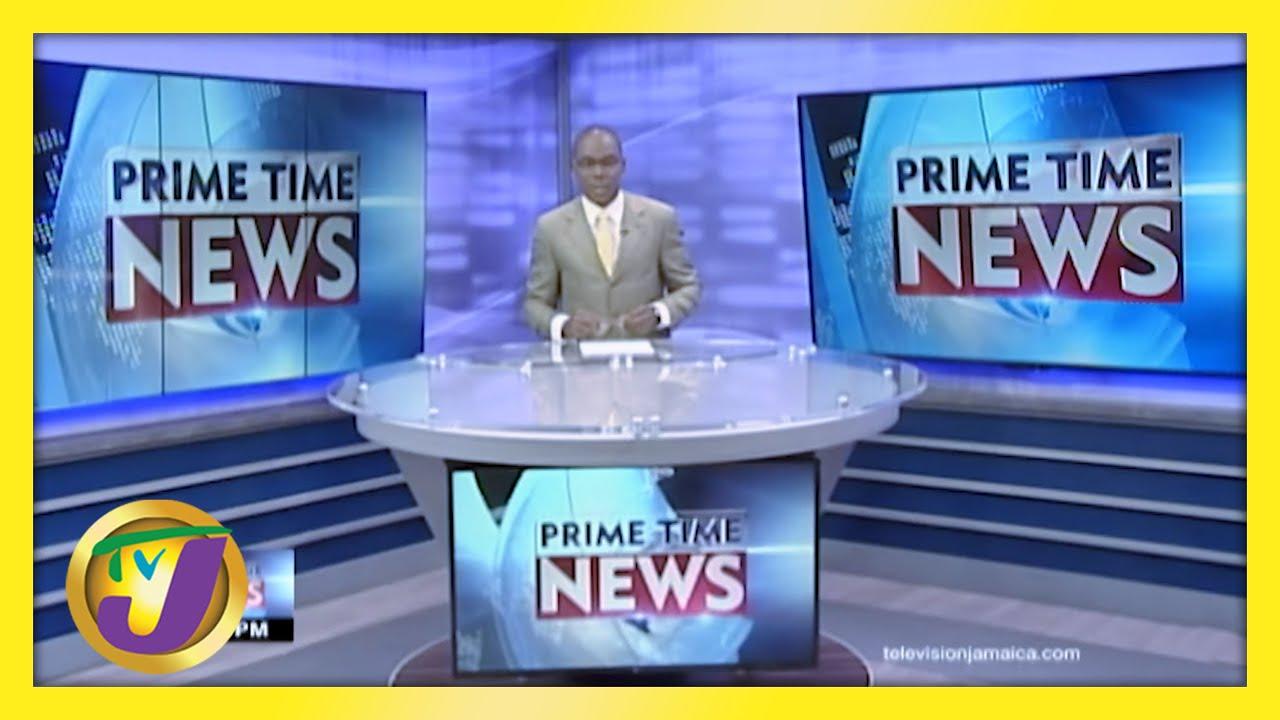 Jamaica News Headlines   TVJ News - March 22 2021 1