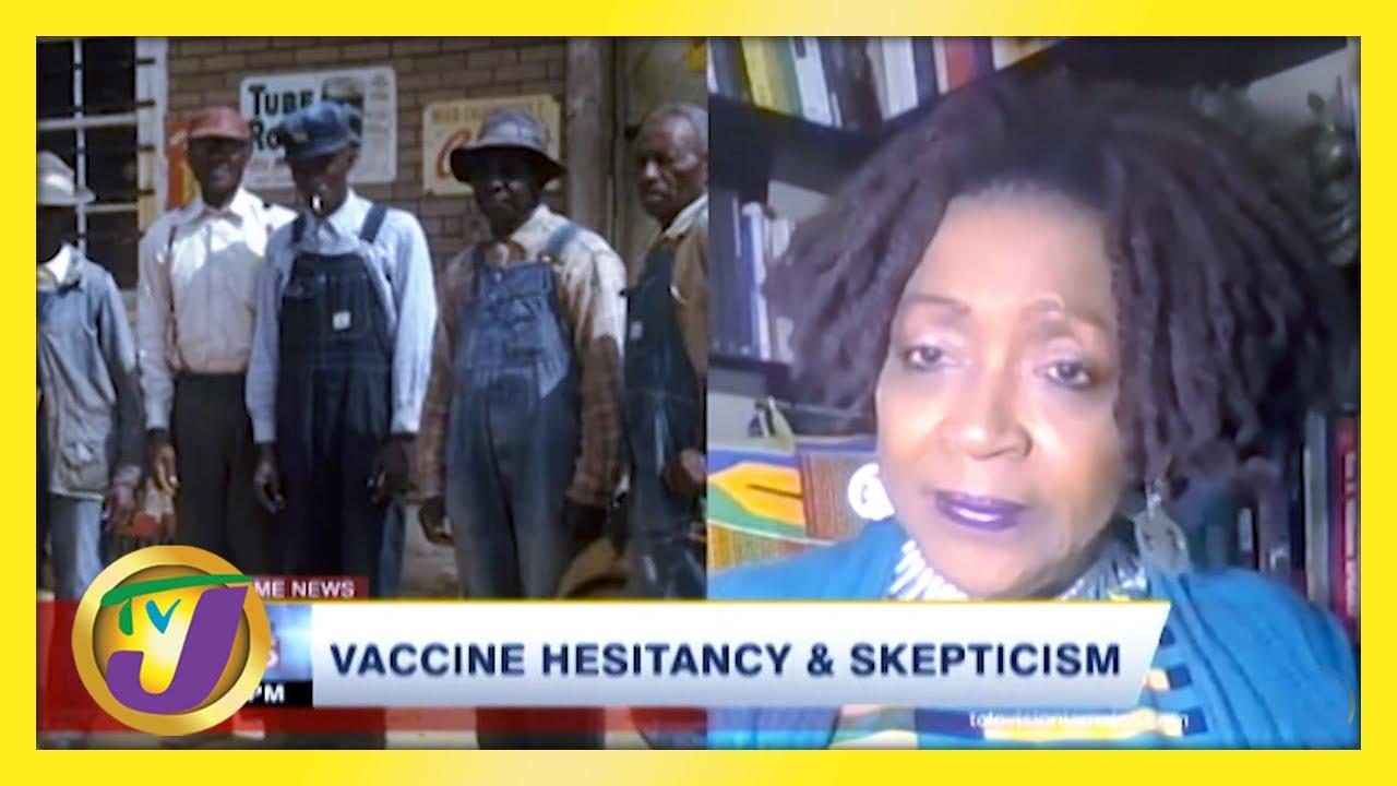 Vaccine Hesitancy & Skepticism | TVJ News - March 22 2021 1