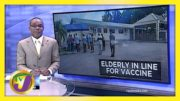 Vaccination Starts for People 75 yrs & Over in Jamaica | TVJ News - March 22 2021 5