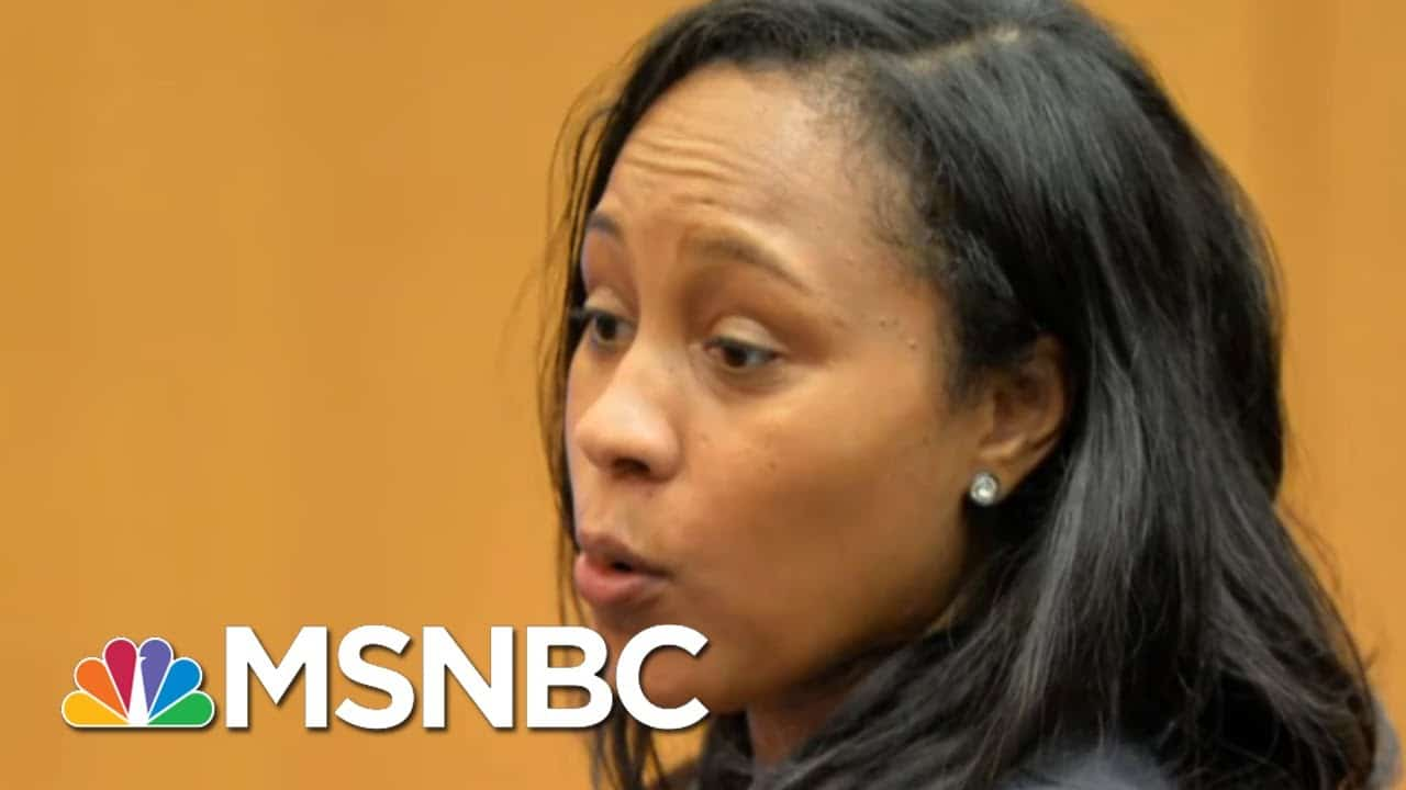 Citizen Trump In Trouble? Criminal Probe Moves To Grand Jury   The Beat With Ari Melber   MSNBC 7