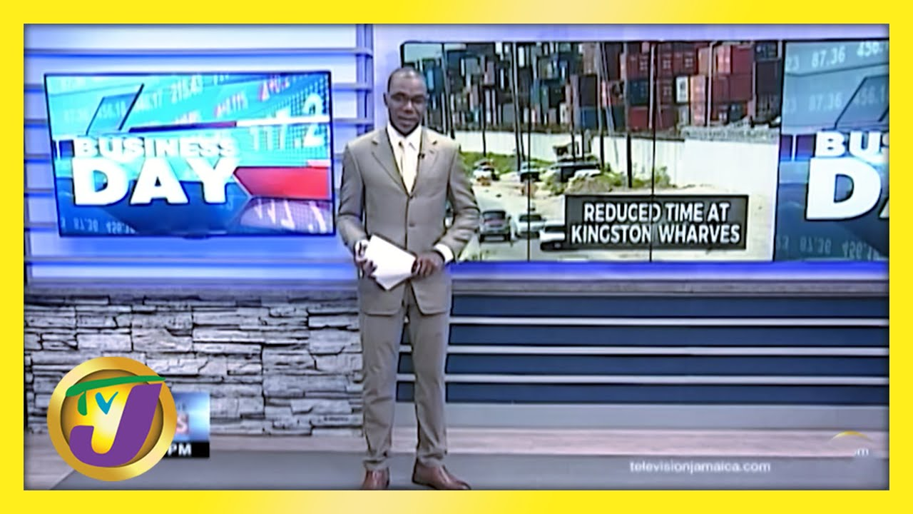 Reducing time at Kingston Wharves | TVJ Business Day - March 22 2021 1