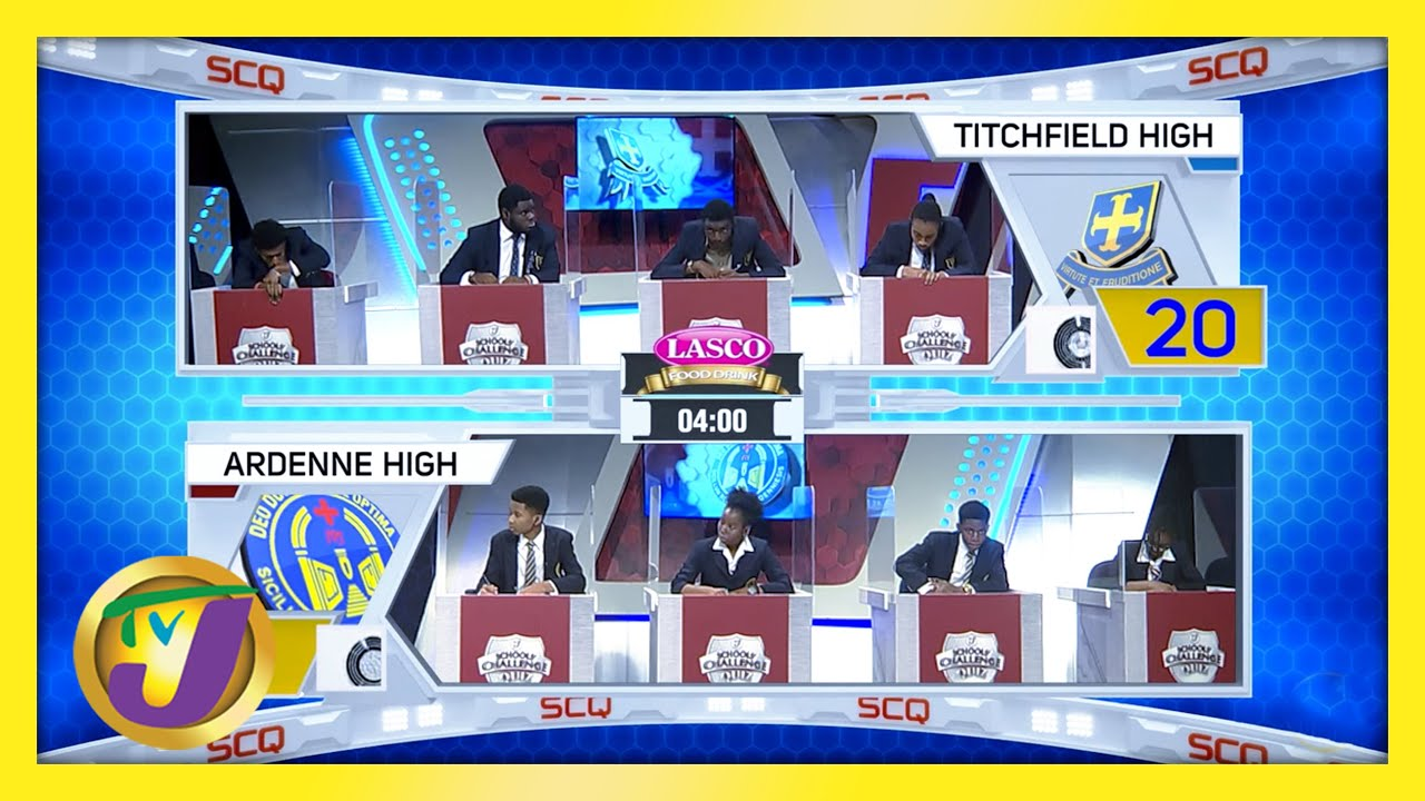 Titchfield High vs Ardenne High: TVJ SCQ 2021 - March 22 2021 1