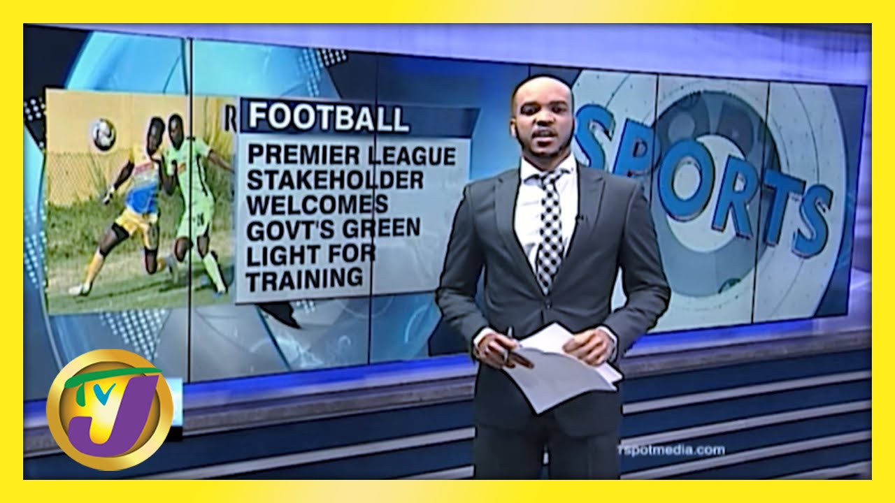 Premiere League Football Gets Gov't Green Light for Training - March 22 2021 1