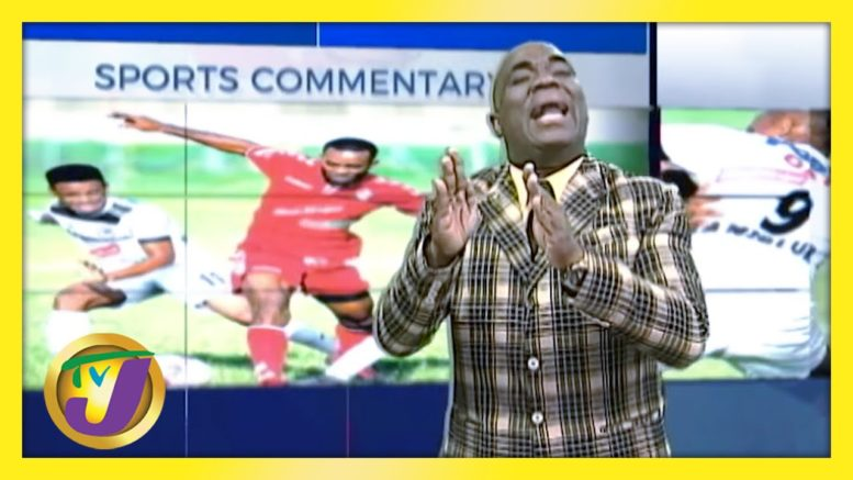 Govt's Decision for the Restart of Jamaican Football | TVJ Sports Commentary - March 22 2021 1