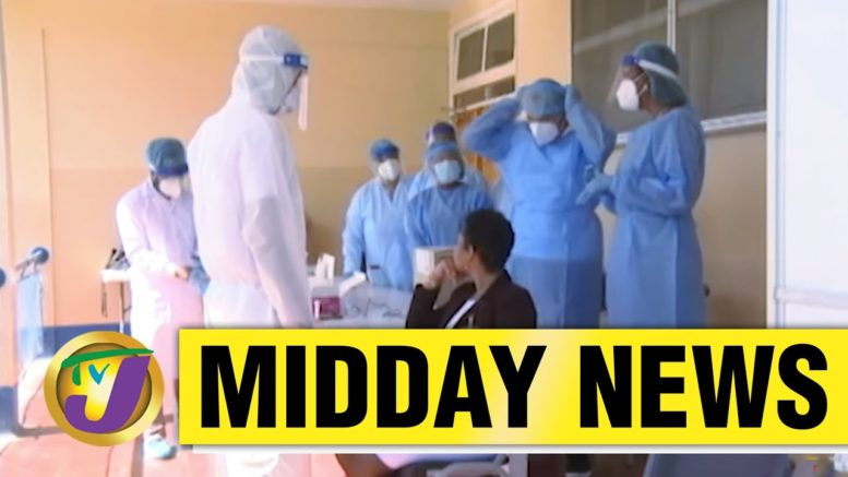 SITUATION GRIM - Overcrowding in Jamaican Hospitals - March 23 2021 1
