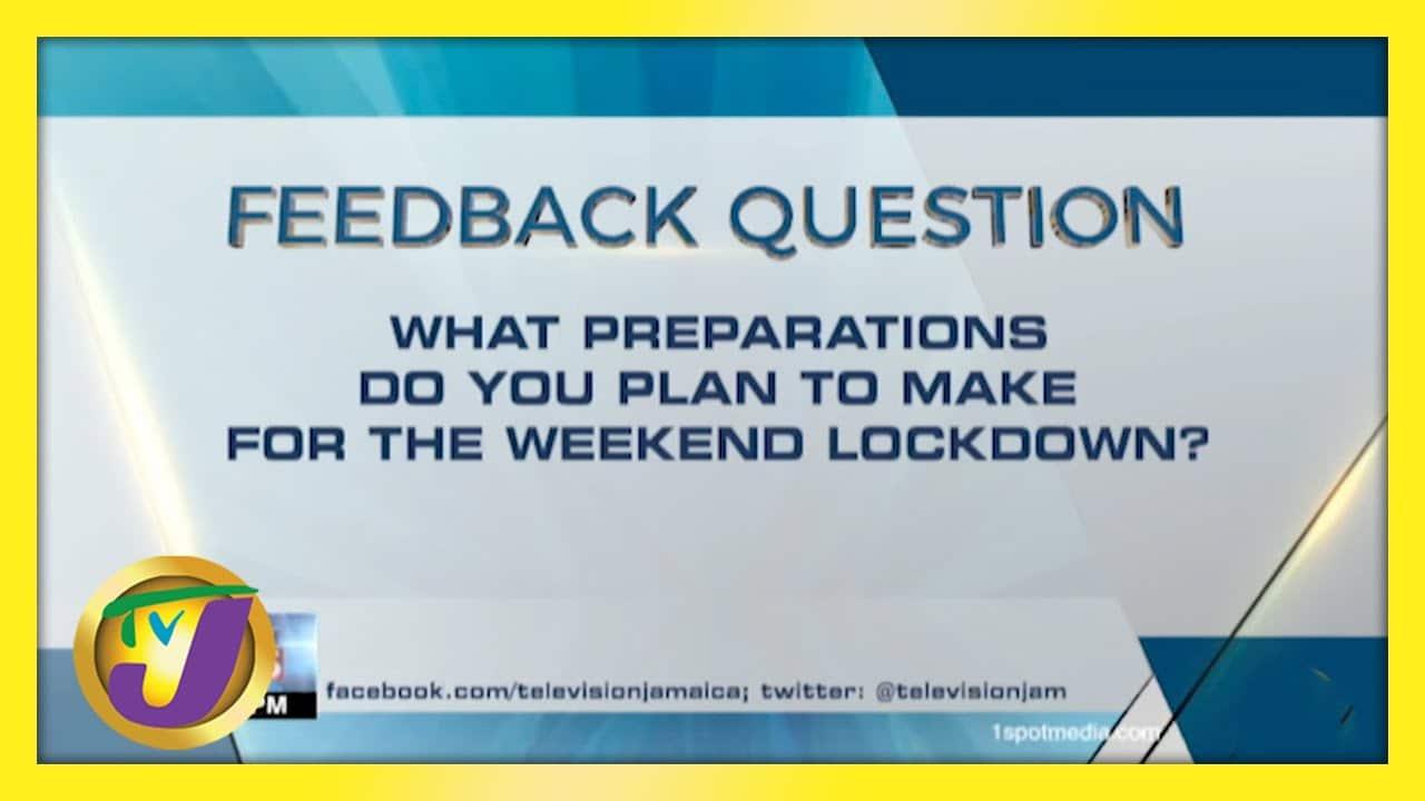 Feedback Question | TVJ News - March 23 2021 1
