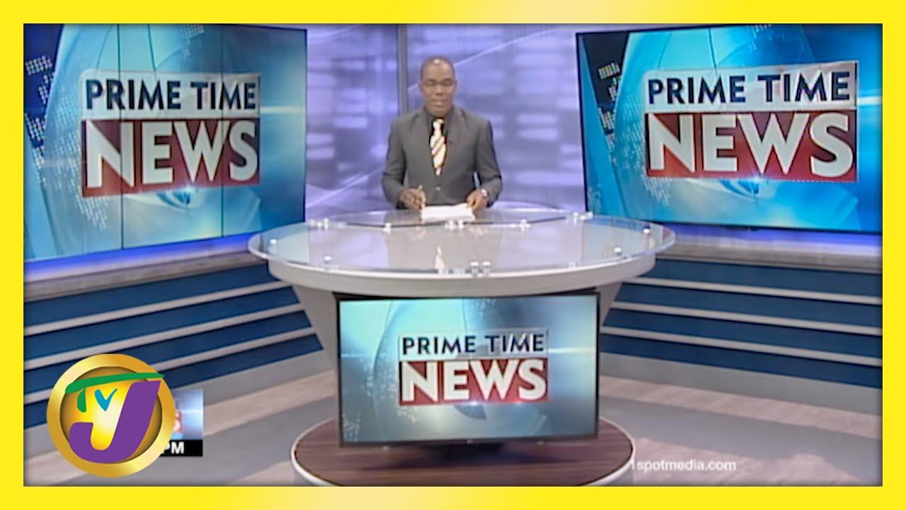 Jamaica News Headlines   TVJ News - March 23 2021 1