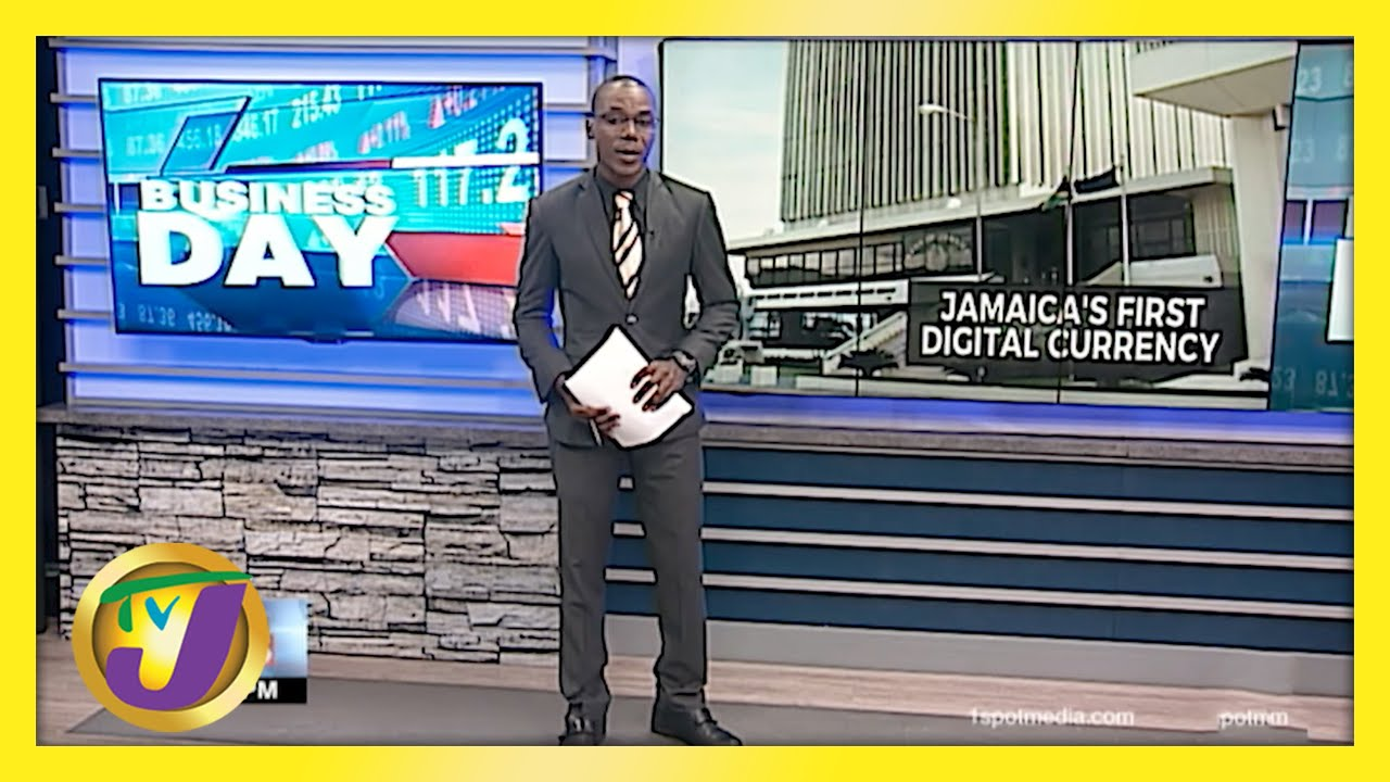 How Jamaica's 1st Digital Currency Will Work   TVJ Business Day - March 23 2021 1