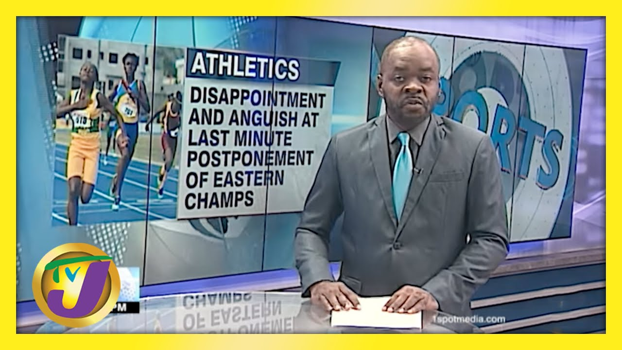 Eastern Champs Postponed at Last minute Due to Gov't Non-approval - March 23 2021 1