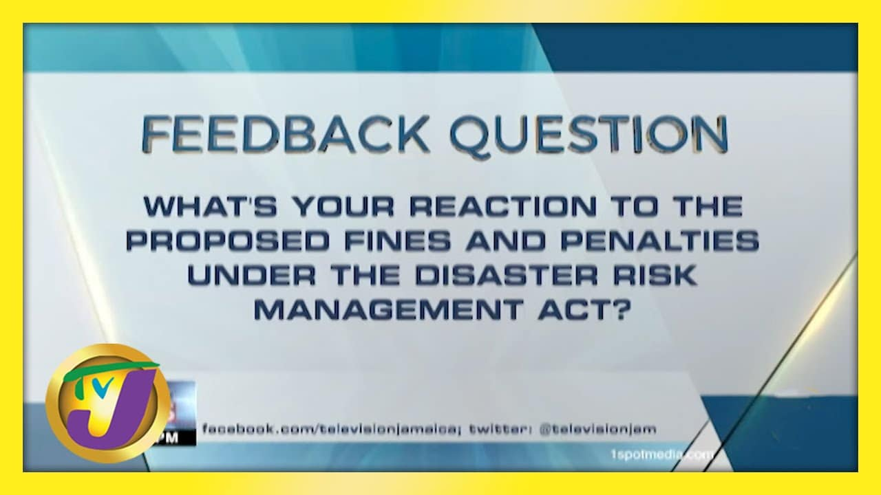 Feedback Question   TVJ News - March 24 2021 1