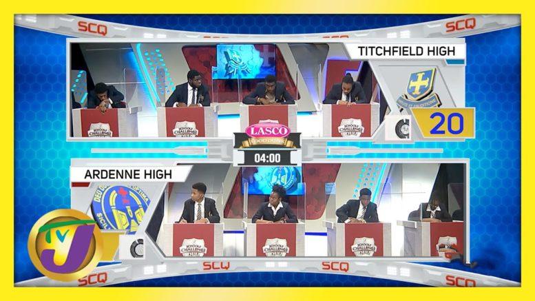 Titchfield High vs Ardenne High: TVJ SCQ 2021 - March 24 2021 1