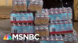 In Jackson, Mississippi, Some Residents Have Been Without Water For 2 Weeks | The ReidOut | MSNBC 4