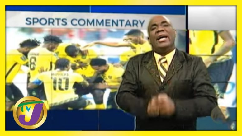 TVJ Sports Commentary - March 24 2021 1