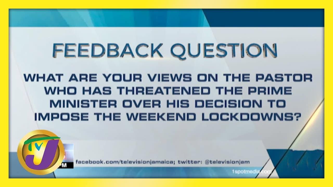 Feedback Question   TVJ News - March 25 2021 1