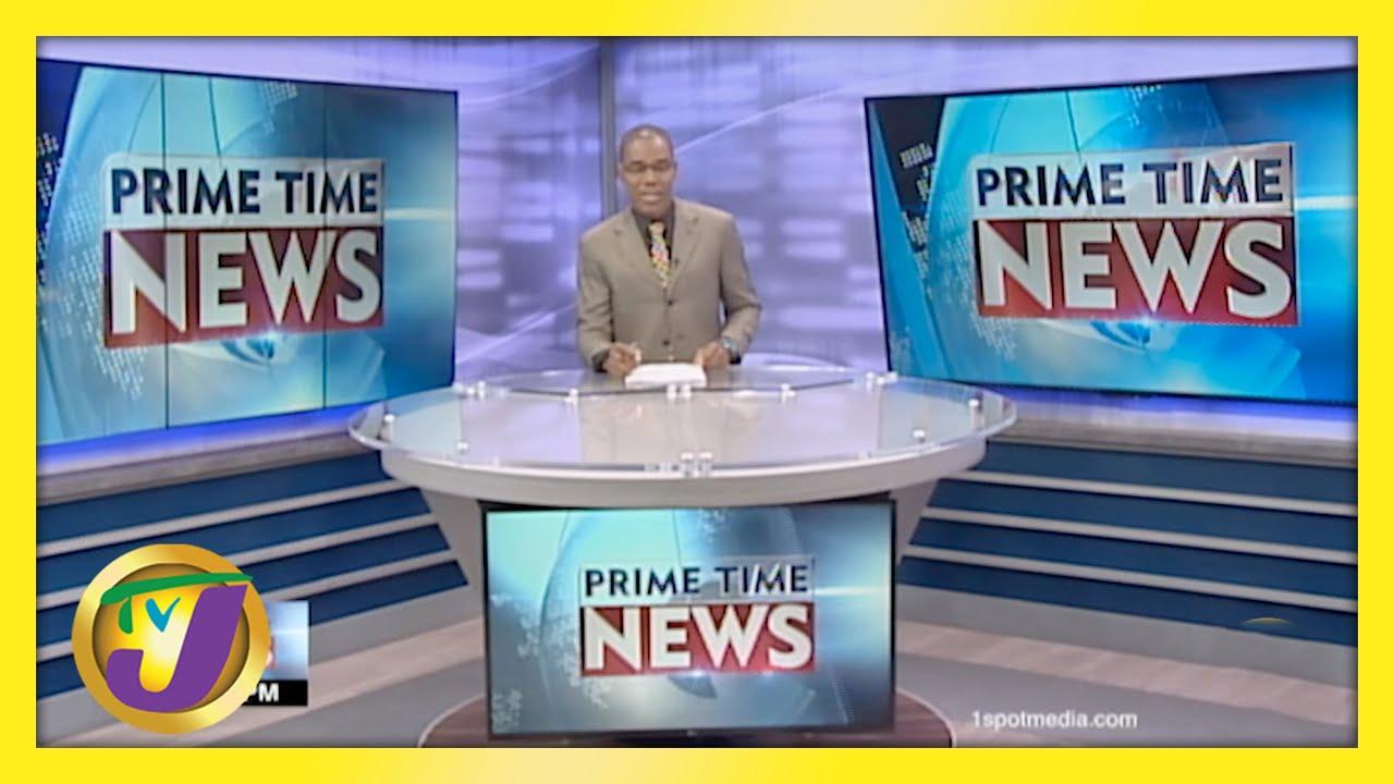 Jamaica News Headlines | TVJ News - March 25 2021 1