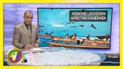 Jamaica's Fishermen Impacted by Covid-19 Restriction Changes | TVJ News - March 25 2021 4