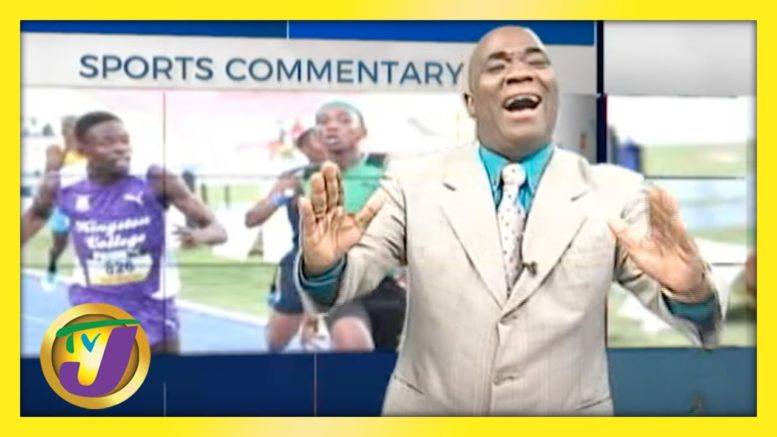 TVJ Sports Commentary - March 25 2021 1