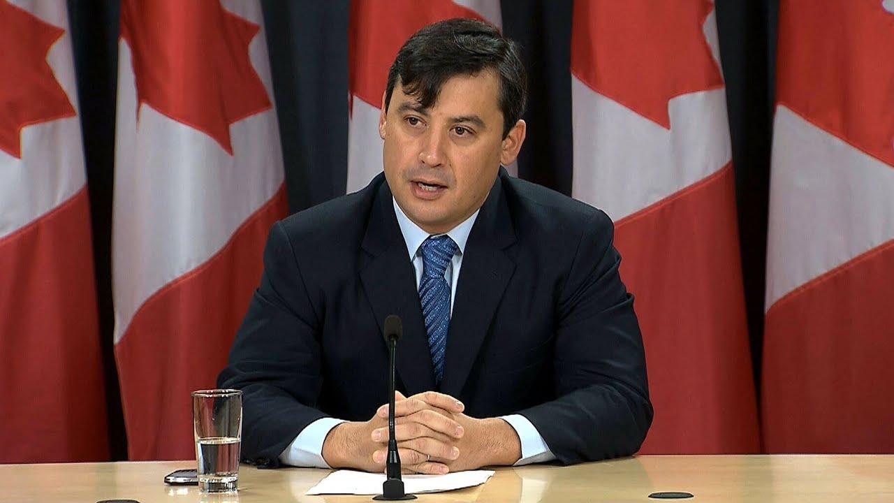China announces sanctions against Canadian MP Michael Chong 1