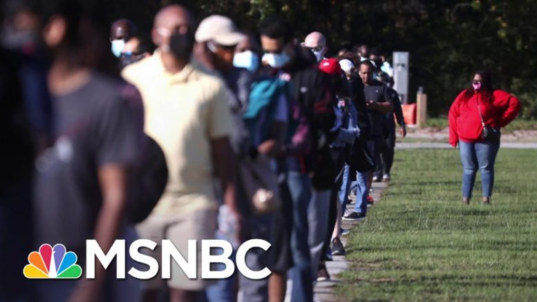 Returning Political Power To The People | The Last Word | MSNBC 1