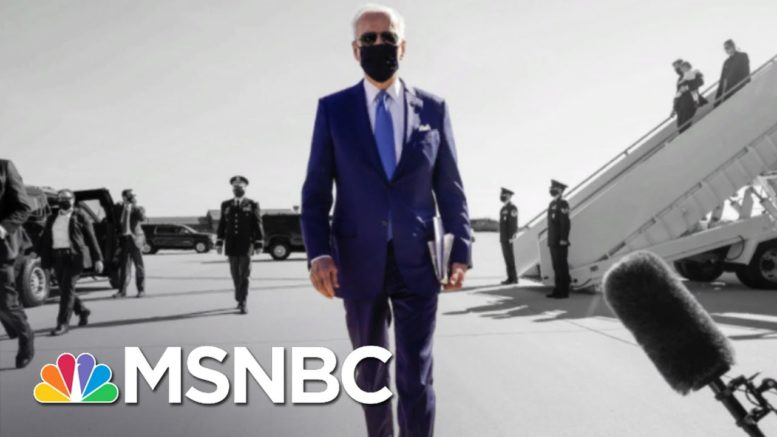 Jon Meacham: With Joe Biden, What You See Is What You Get | The 11th Hour | MSNBC 1