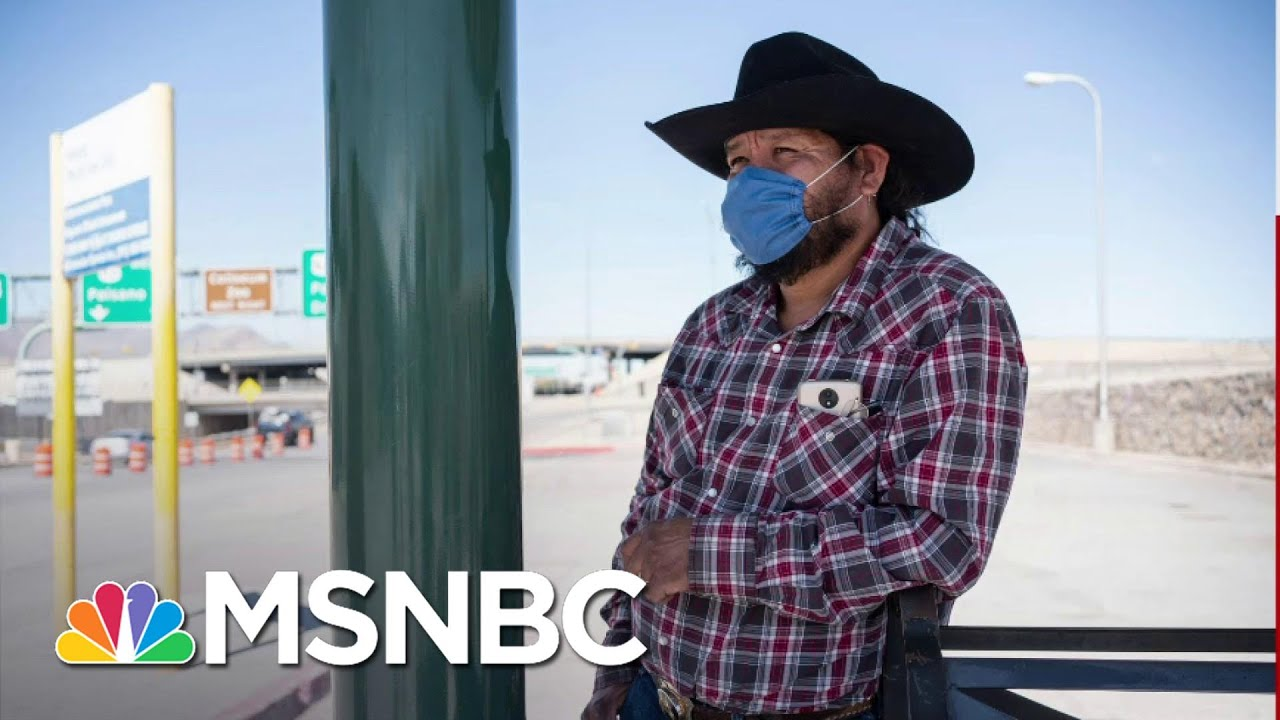 'Insanity': Texans React To Gov. Abbott Lifting Mask Mandate, Reopening State   All In   MSNBC 1