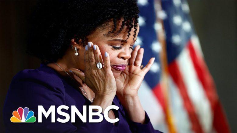 Meet Mayor Kim Janey, History-Making First Woman & First Black Mayor of Boston   MSNBC 1