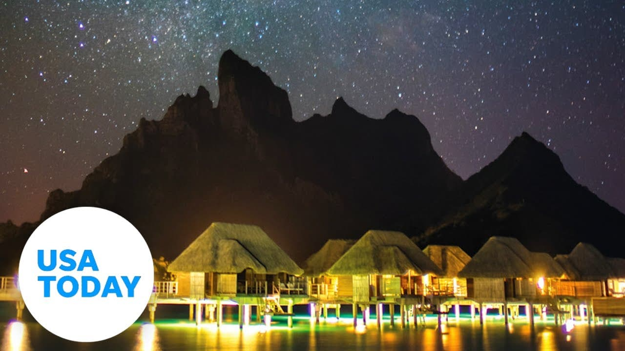 5 resorts with awesome astrotourism | USA TODAY 1