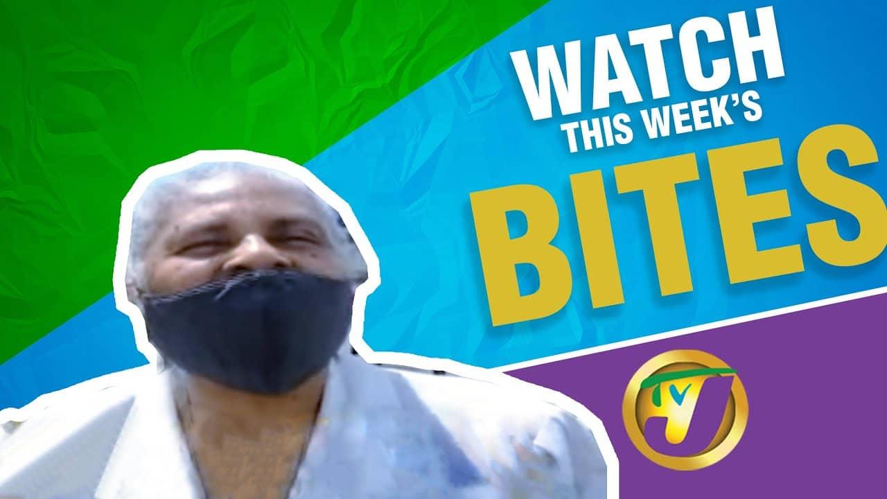 Bring A Friend - Jamaican Senior Get Vaccinated | TVJ Bites 2