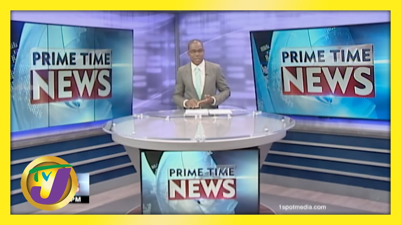 Jamaica News Headlines | TVJ News - March 24 2021 1