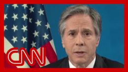 Dana Bash pushes Secy. of State Blinken on repercussions for China's management of Covid-19 5