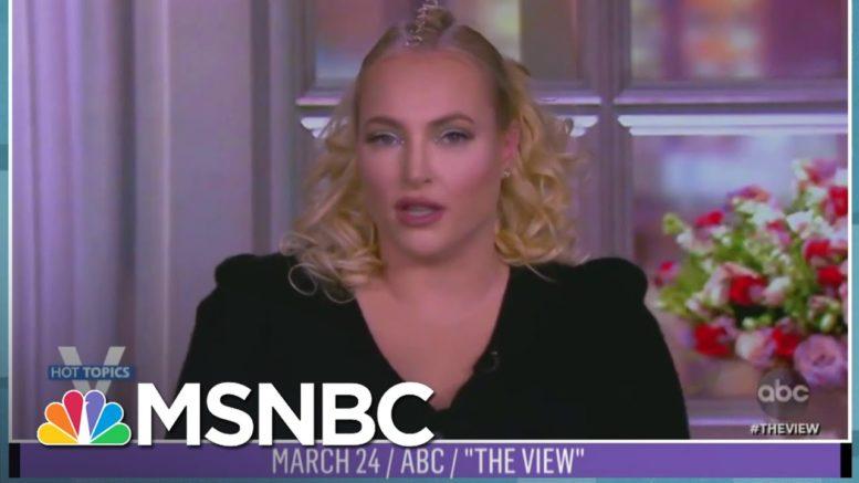 Tiffany Cross Addresses Meghan McCain's Criticism Of Supposed 'Identity Politics' | MSNBC 1