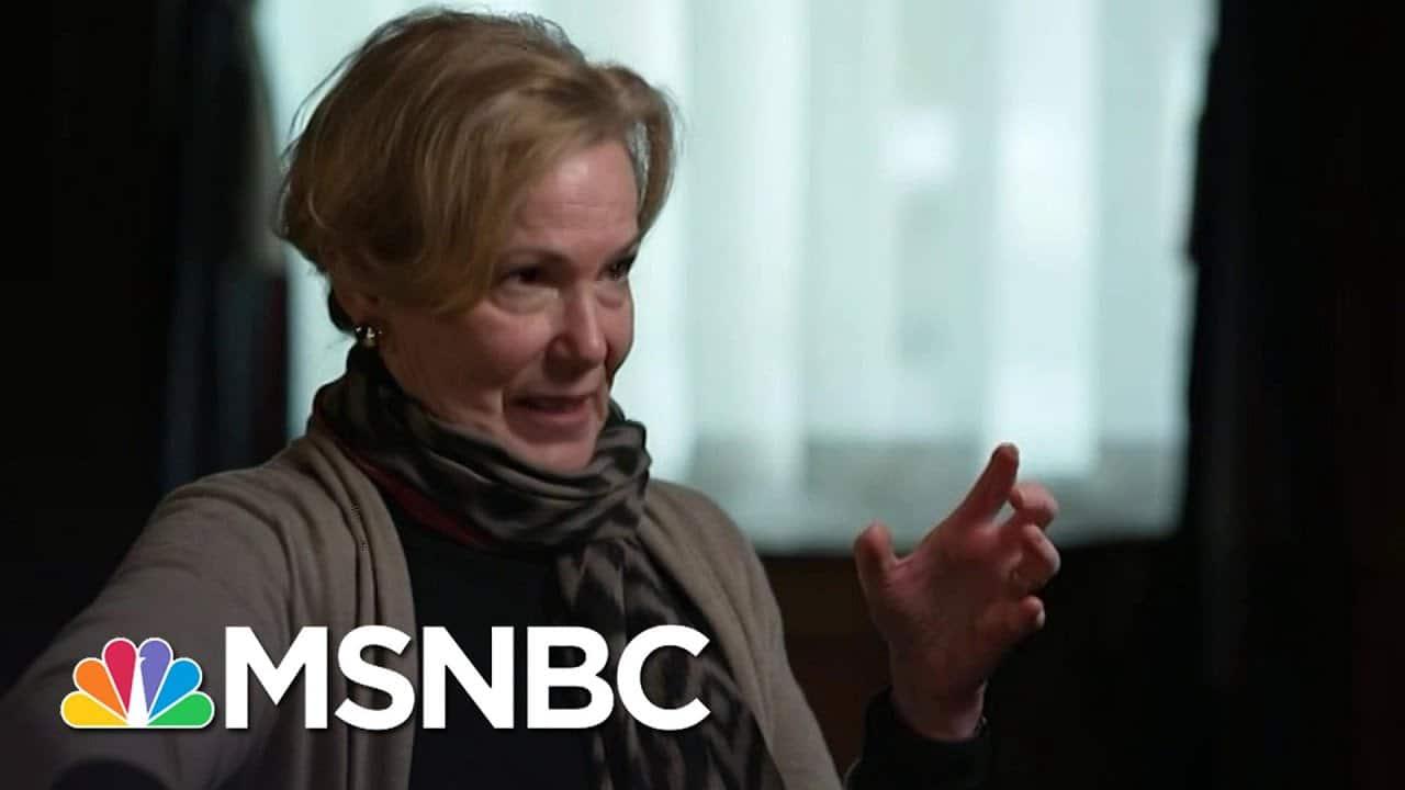 Dr. Deborah Birx Says Thousands of U.S. Covid Deaths Were Preventable   MSNBC 1