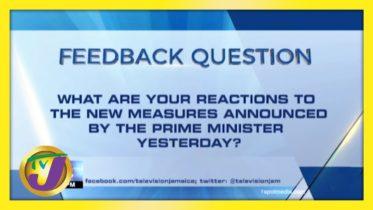 Feedback Question | TVJ News - March 1 2021 1