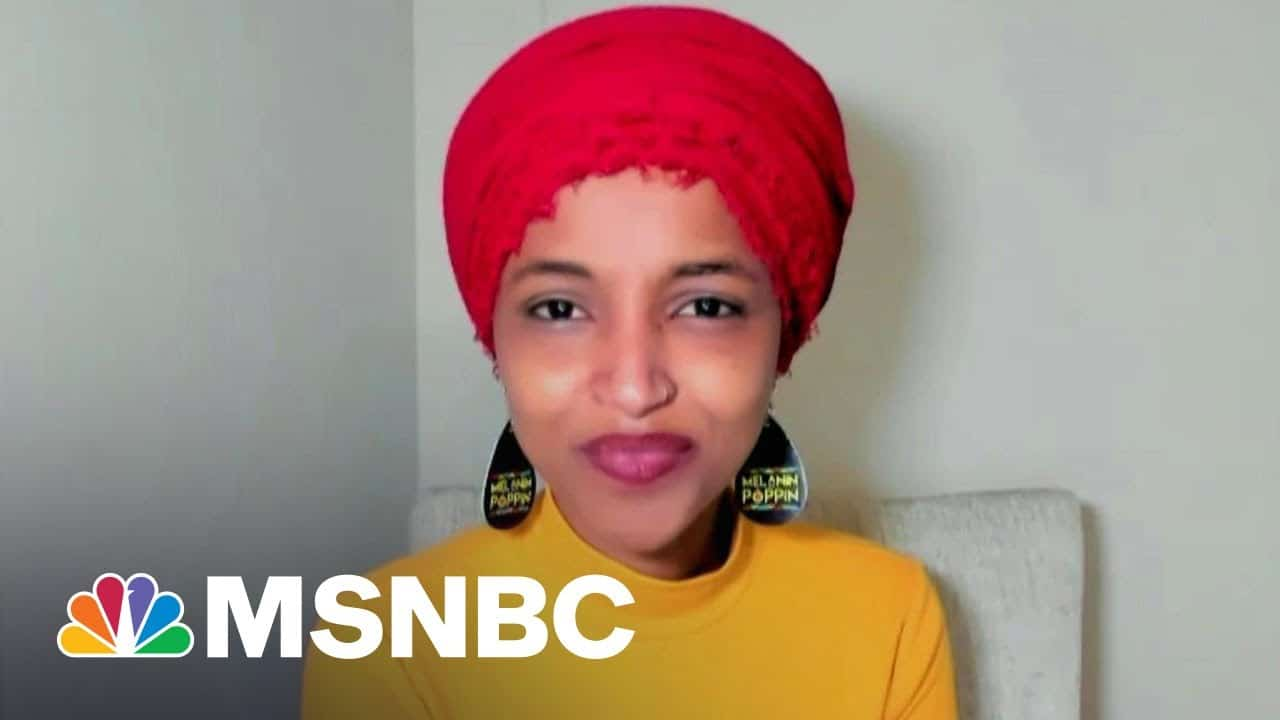 Omar Says Her Years In A Refugee Camp Were Not As Bad As What Migrant Kids Are Enduring Now | MSNBC 1