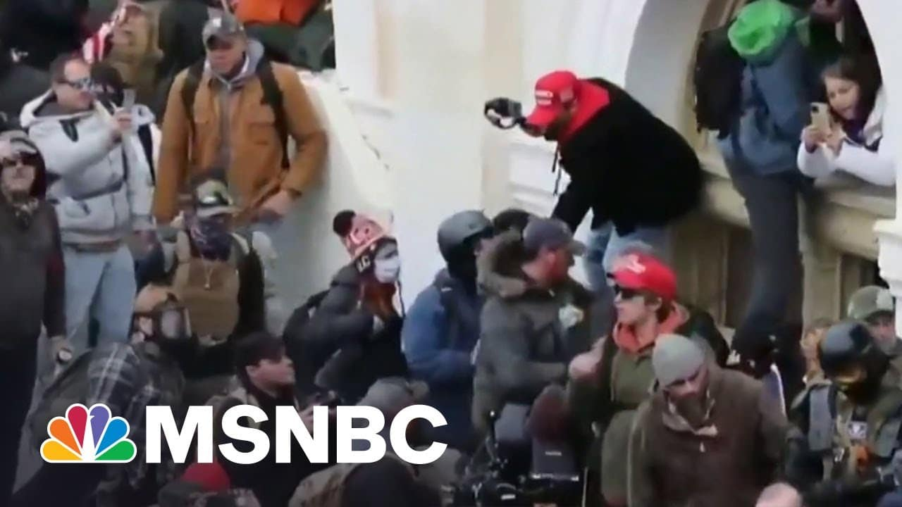 What A Survey Of Georgia Voters Says About The Current Political Moment | Morning Joe | MSNBC 1