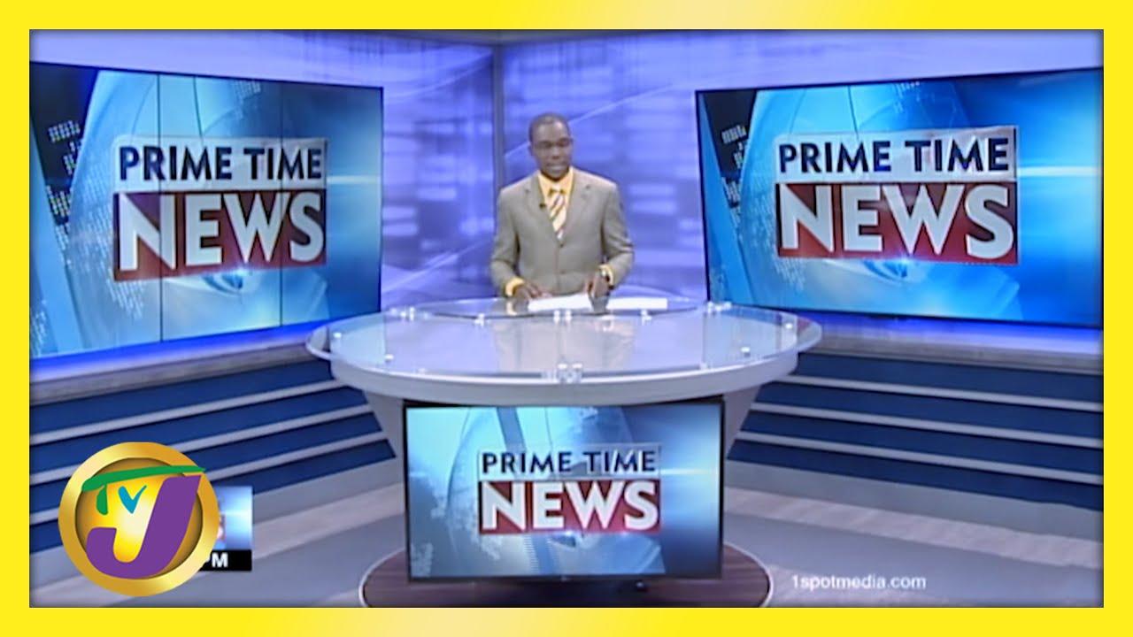 Jamaica News Headlines | TVJ News - March 1 2021 1