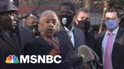Rev. Sharpton Speaks Ahead Of Derek Chauvin's Trial | MSNBC 4